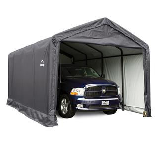 Portable garages canopies rv garage rv canopy for Portable rv garage