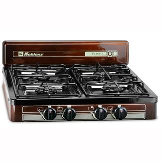 Inside RV Appliances Large Appliances Ranges Cooktops