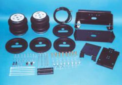 Super Duty Air Springs, Rear - '88-'00 Chevy/GMC Trucks