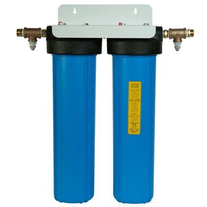 Big Blue #20 Dual Cartridge DI System