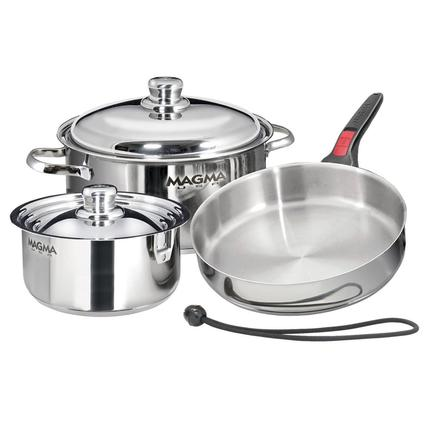 Magma 7 Piece Nesting Cookware Set