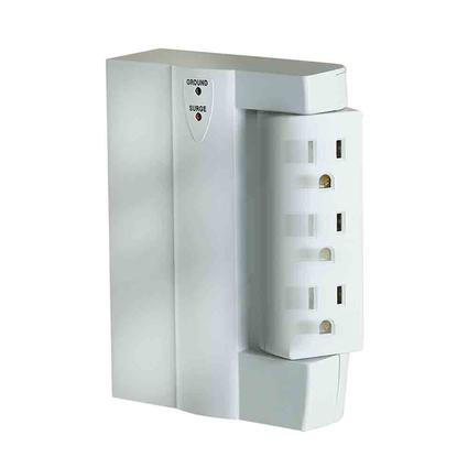 Side Socket Swivel Outlet
