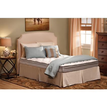 Euro Top Mattress, Short Queen 60