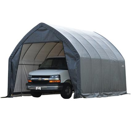SUV/Truck Shelter 13 20 12 Grey Cover
