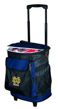 Notre Dame Rolling Cooler