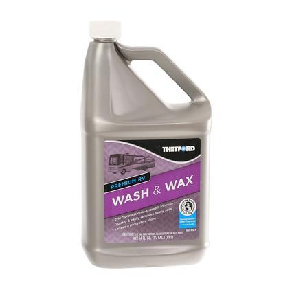 Wash Wax, 64 oz.