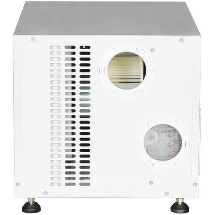 Portable 5000btu Air Conditioner/Heater for Small Campers & Pop-Up Tents