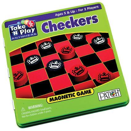 Take N Play Anywhere Checkers