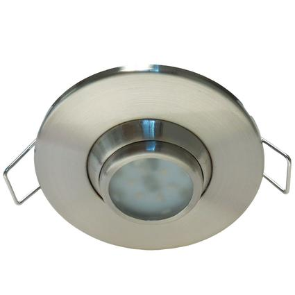 Compass Switched Swivel LED Under Cabinet Light, Spring Mount
