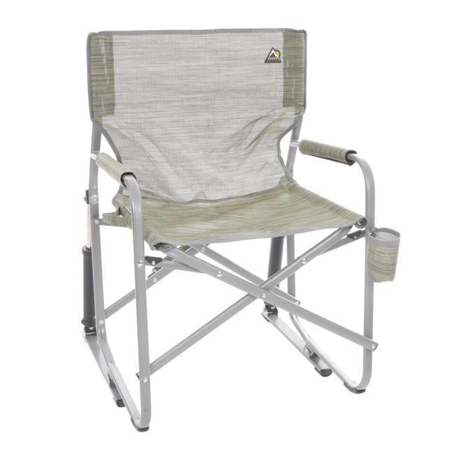 Image Mesh Folding Rocker Green. To Enlarge the image click or press Enter .  sc 1 st  C&ing World & Mesh Folding Rocker Green - GCI Outdoor 37080 - Folding Chairs ...