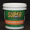 Superflex Rubber Roof Coating, Gallon