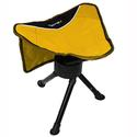 Yellow Swivel Stool
