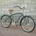 Villy Cruiser Bikes, Men's Green Cruiser