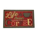 Kitchen Comfort Mat, Coffee