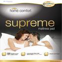 Home Comfort Mattress Pad, Queen