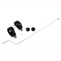 Manual Crank Style Upgrade Kit, Black