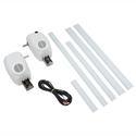 Speaker Upgrade Kit, White