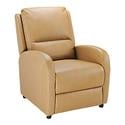 Push Back Recliner, Brookwood Tobacco