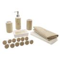 Taupe Bath in a Box Set