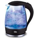 Elite Cordless Electric Glass Tea Kettle