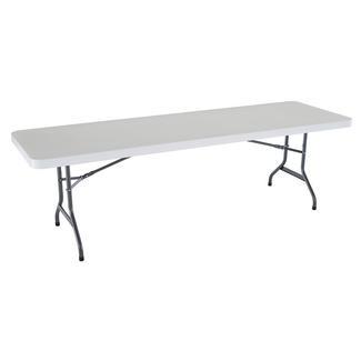 Good Commercial Folding Table, 8u0027