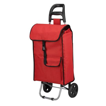 Red Rolling Cart - Large