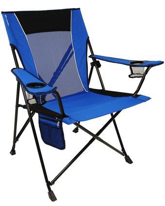 Dual Lock Chair, Blue
