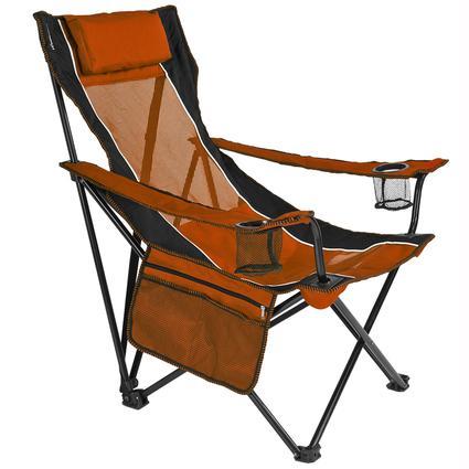 Orange Sling Chair