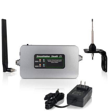 SmoothTalker Stealth Z1-65 Mid Power Fixed Building Booster Kit
