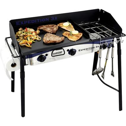 Camp Chef Expedition Three Burner Stove, 16