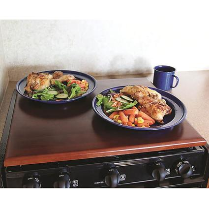Silent Top Stovetop Cover