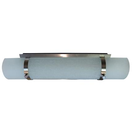 Auburn LED Vanity or Wall Sconce Light, Chrome