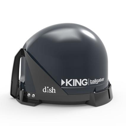 KING Tailgater Automatic Satellite for DISH
