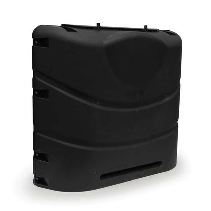 Camco 30-lb. Heavy-Duty Polypropylene Propane Tank Cover, Black