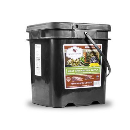 Grab-n-Go Freeze Dried Meat Bucket