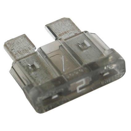 2 Amp ATO-ATC Fuse, 2 Pack