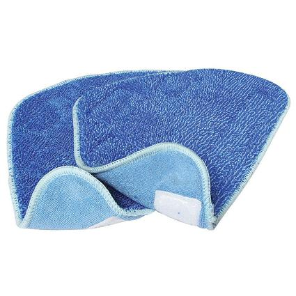 Mop Pad Replacement for SALAV ST-402 Steam Mop, Set of 2