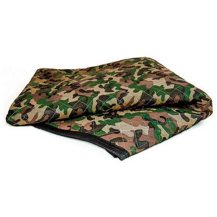 Camo Utility Blanket, 80 x 72