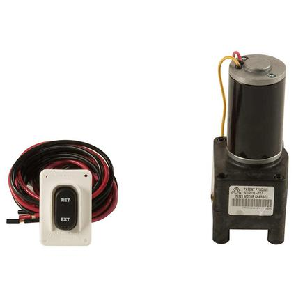 12-Volt Electric Motor Kit for Atwood Heavy-Duty 5th Wheel Landing Gear
