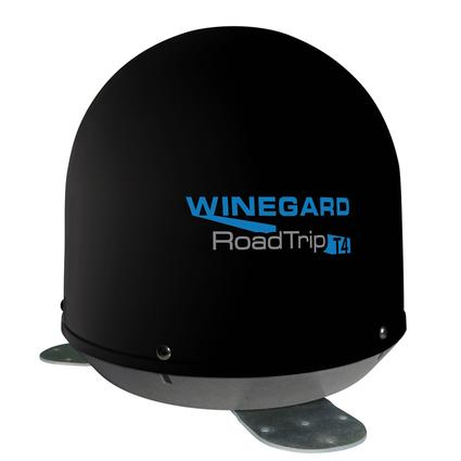 Winegard RoadTrip T4 Satellite Antenna, Black