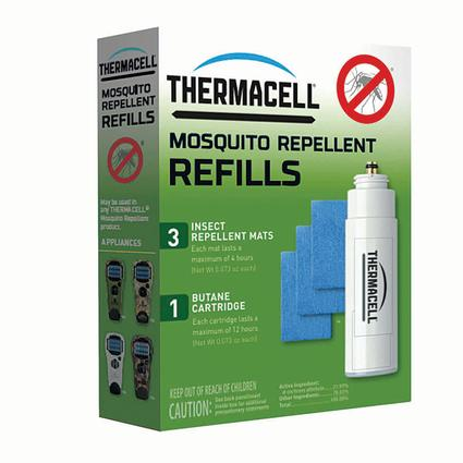 Thermacell Mosquito Repellent Refill Kits, Single
