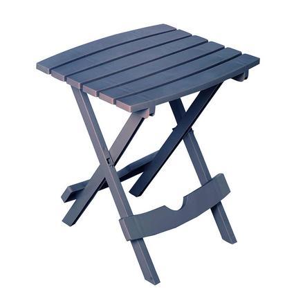 Quik-Fold Tables, Blue
