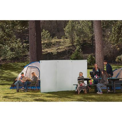WallUp Portable Privacy Wall, White
