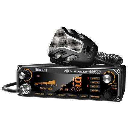 Uniden CB Radio Ssb/Usb/Lsb Noise Cancel