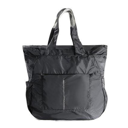 Compatto XL Folding Shopping Bag, Black