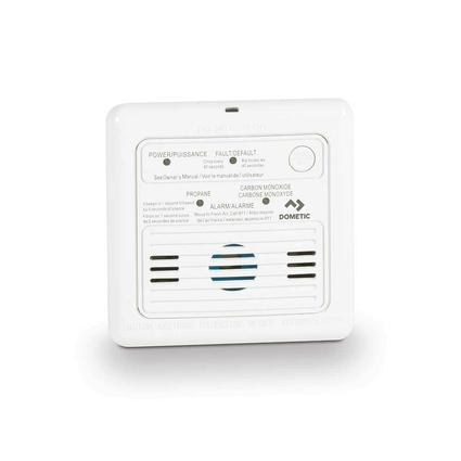 Duo LP CO Alarm, White
