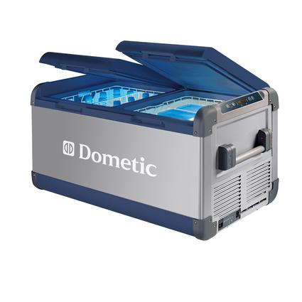 Dometic 3.3CF Dual Zone Portable Electric Cooler/Refrigerator/Freezer