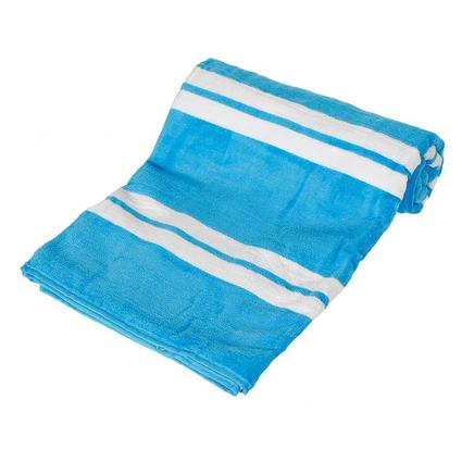 Beach Towel, Aqua