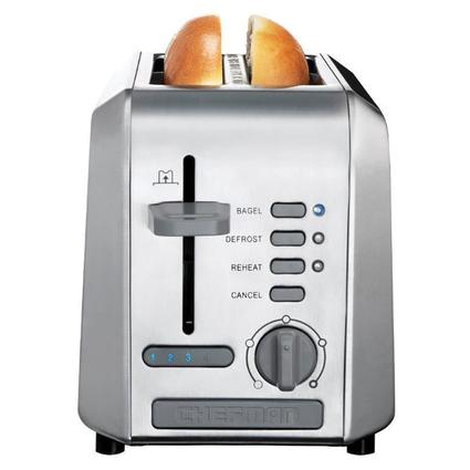 Chefman Stainless Steel Toaster
