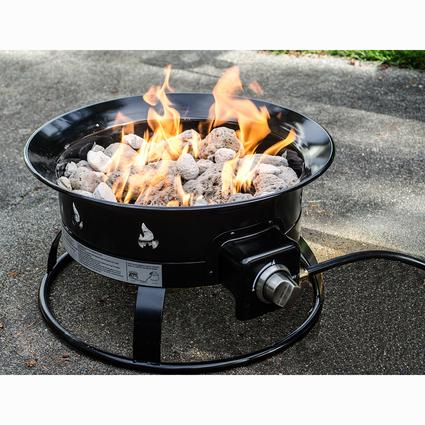 Portable Propane Outdoor Fire Pit